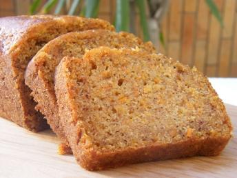 Carrot Walnut Loaf Cake Recipe — Dishmaps